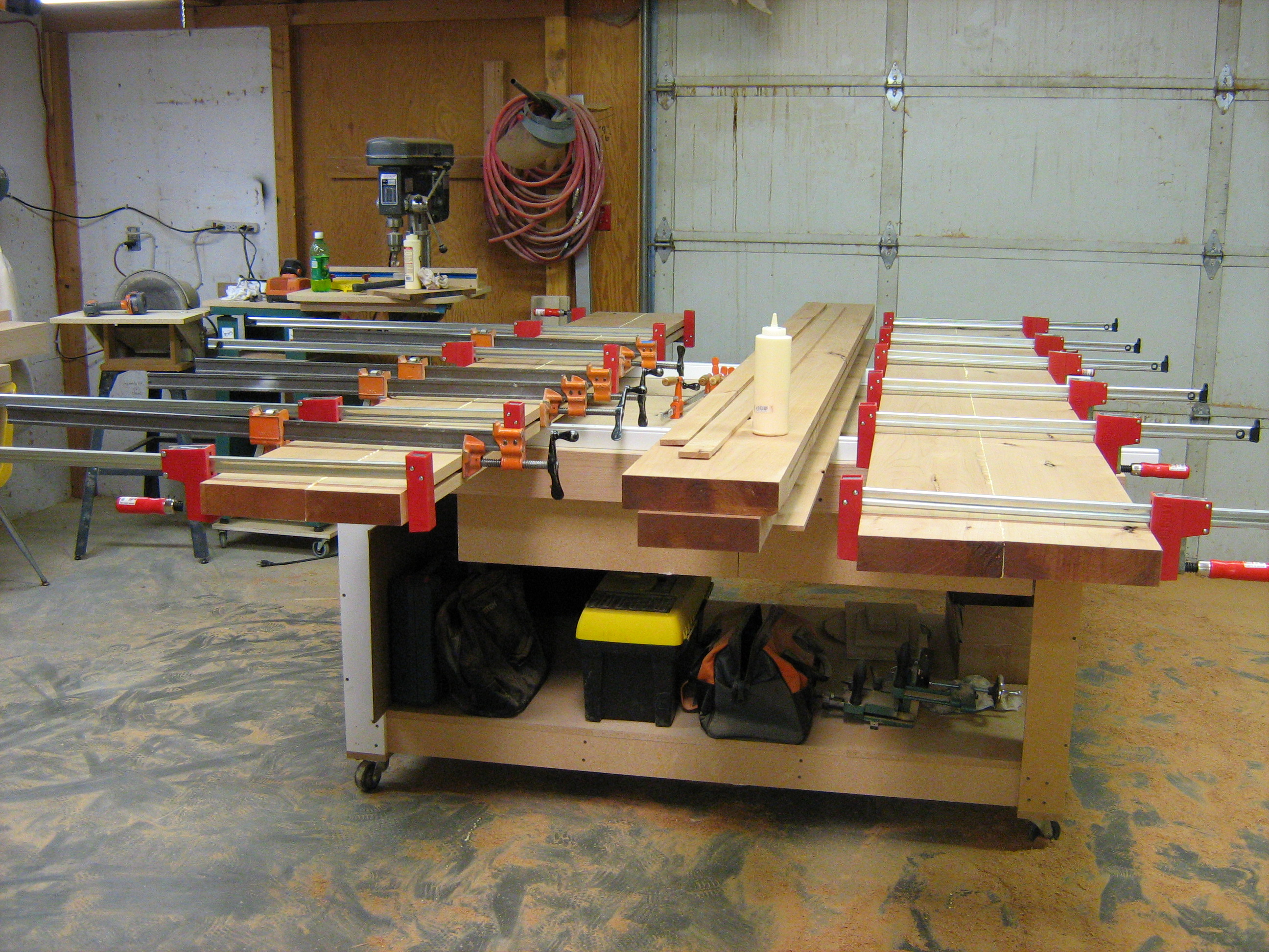 Excellent Buy Woodworking Glue Up Table Dadi Wood Download Free Architecture Designs Scobabritishbridgeorg