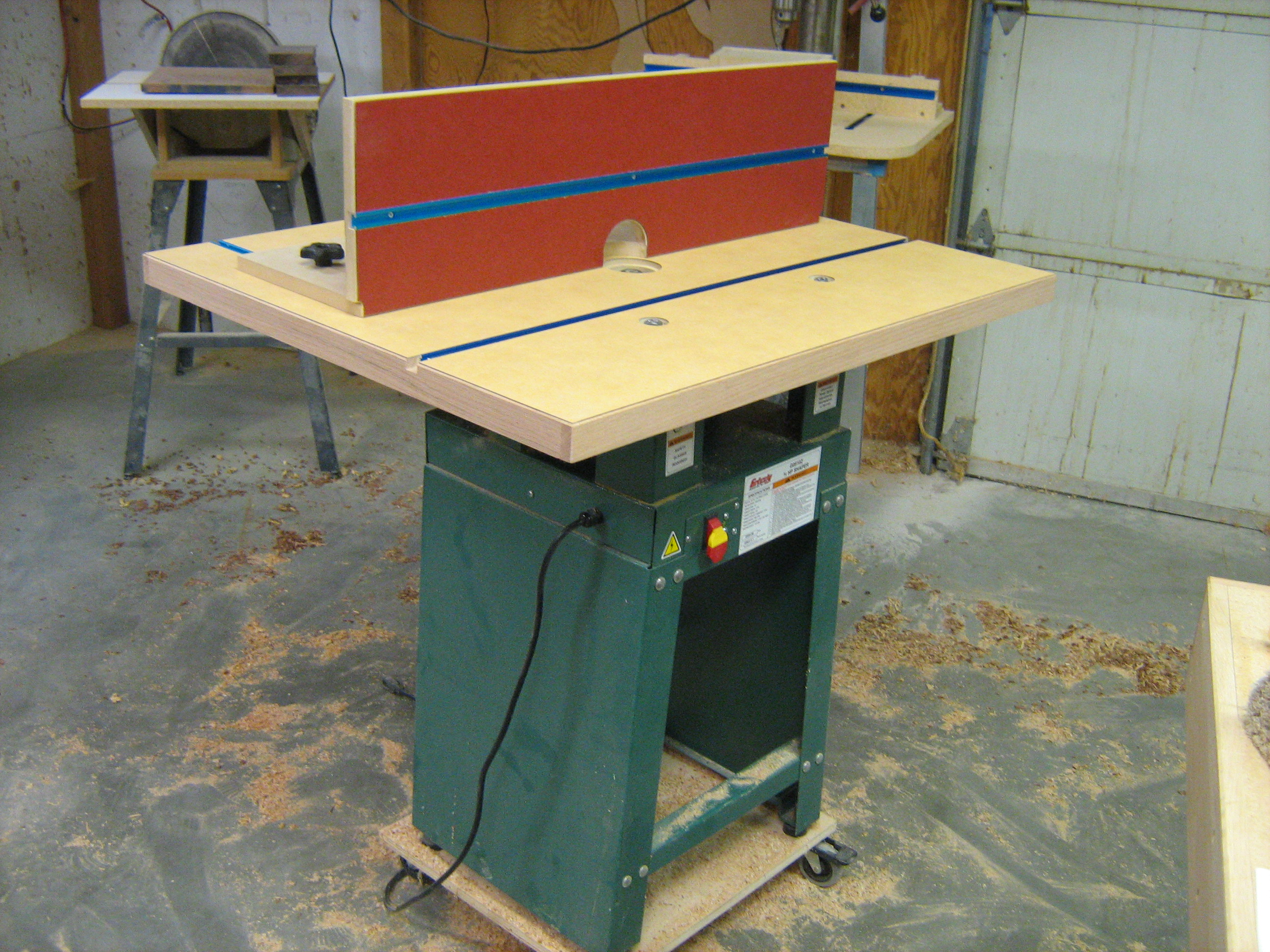 1-1/2 HP Shaper | Grizzly Industrial