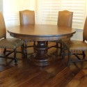 Dining Table - Alder