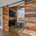 District at Parkcenter - Reclaimed Barn Wood