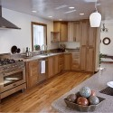 Kitchen Cabinets - White Oak