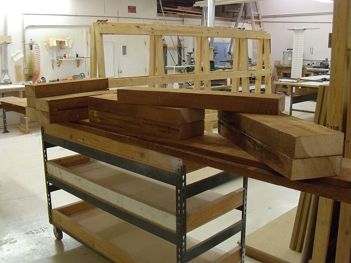 Mahogany Occassional Tables | Custom Furniture and ...