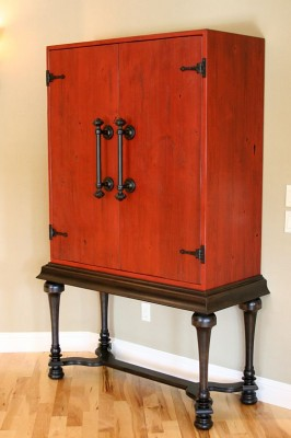 Armoire Delivered