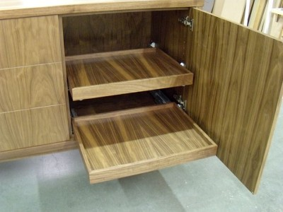 Walnut Buffet 1