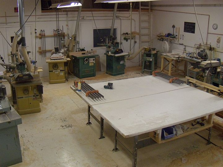 Evolution of a Shop | Custom Furniture and Cabinetry in Boise ...