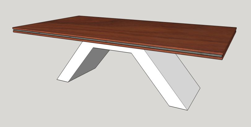 Marvelous Patchin Table Design a