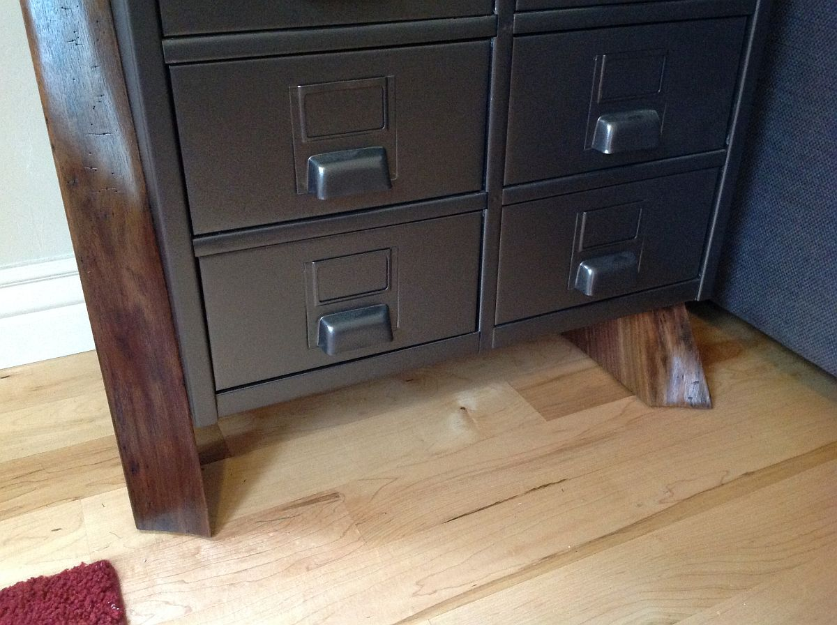 Industrial Chest of Drawers   Custom Furniture and Cabinetry in Boise ...