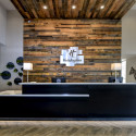 Holiday Inn Nampa - Reclaimed White Oak