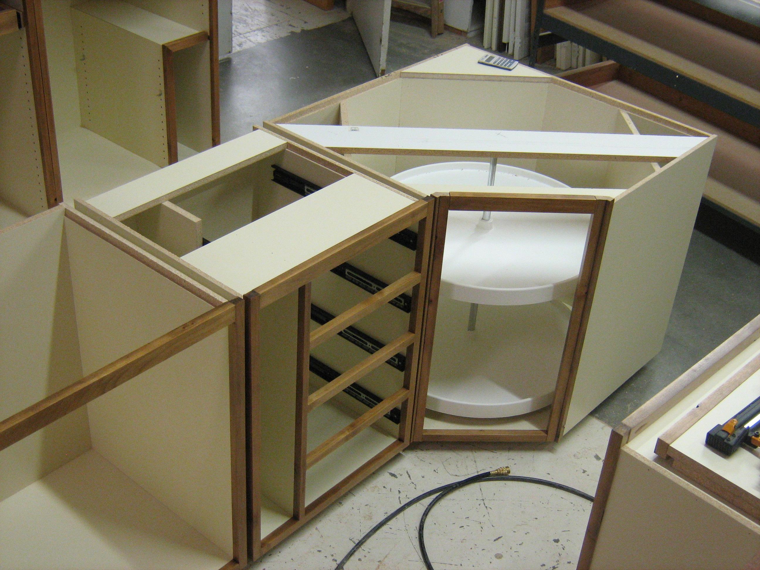 Kitchen Cabinets Lazy Susan Corner Cabinet